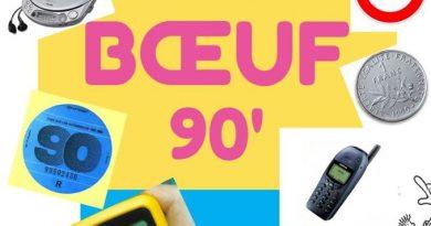 BOEUF Spécial année 90 !