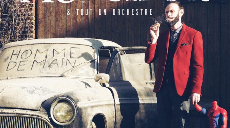 Monsieur & tout un orchestre en concert