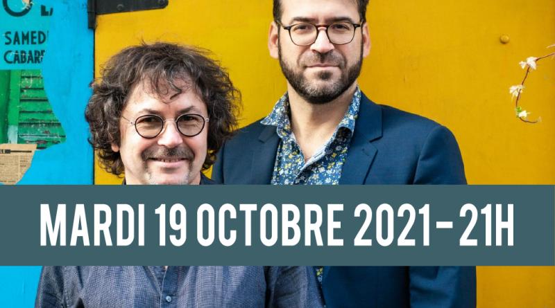 Maxime PERRIN et Olivier CAHOURS EN CONCERT